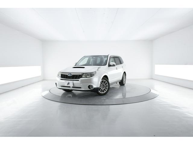 スバル フォレスター Sエディション 4WD 半革 STI17AW&リップ 柿本 TEIN車高調