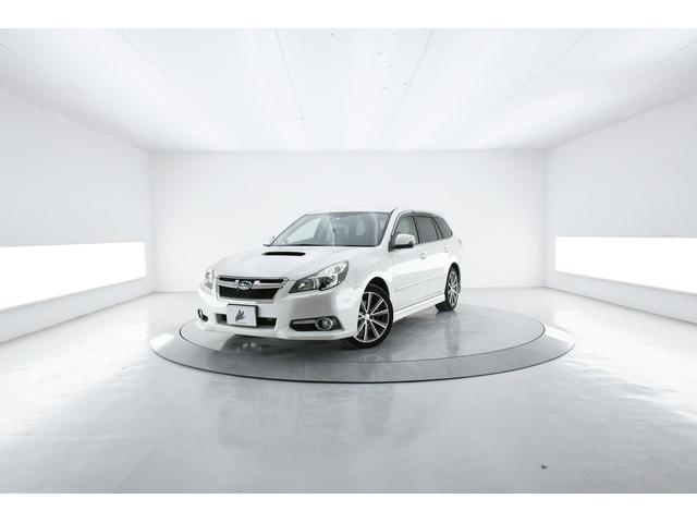 スバル レガシィツーリングワゴン 2.0GT DITアイサイト 4WD 専用ビルトインナビ 半革 HID プッシュS