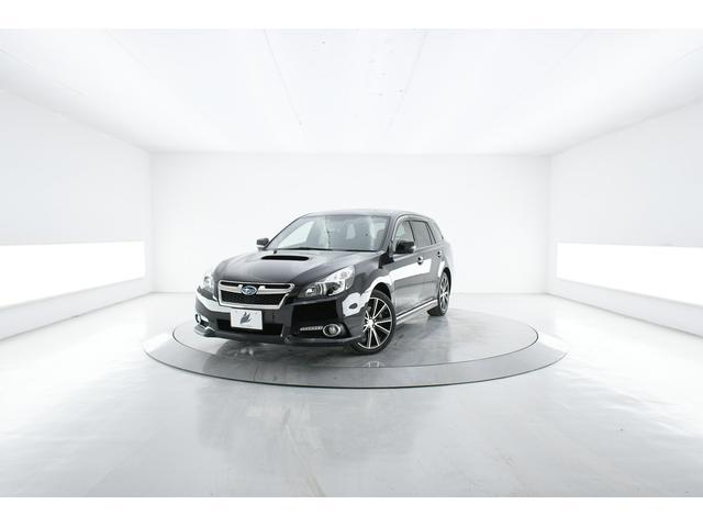 スバル レガシィツーリングワゴン 2.0GT DIT スペックBアイサイト 4WD 純正8型ビルトインナビ フジツボマフラー