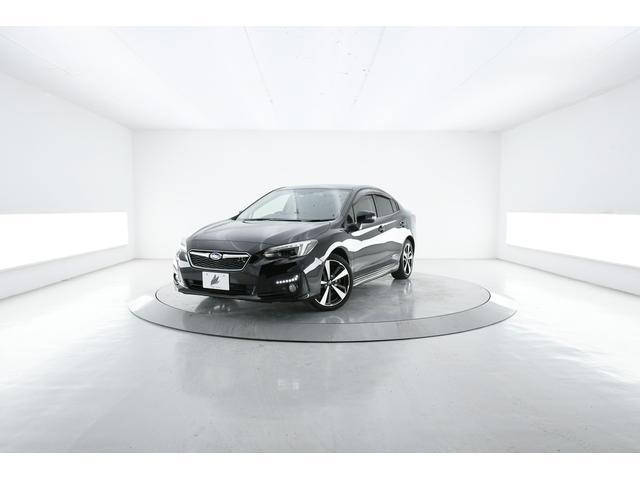 スバル インプレッサG4 2.0i-Sアイサイト BKレザーセレクション 4WD 黒本革 アドバンスドPKG ダイアトーン