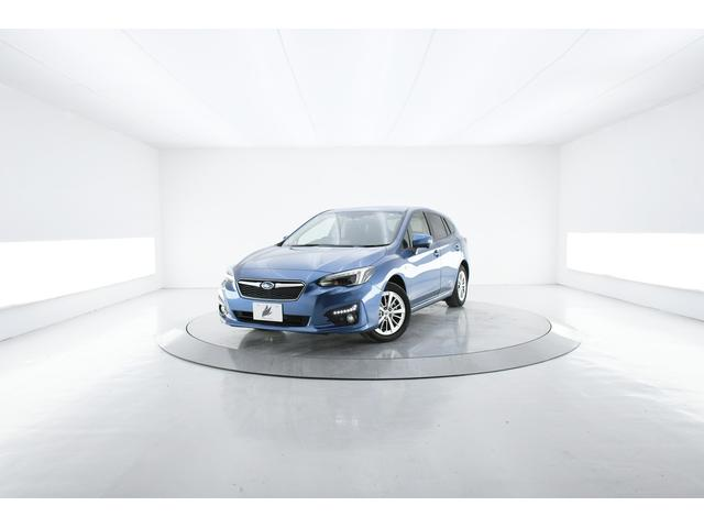 スバル インプレッサスポーツ 1.6i-Lアイサイト 4WD 8型専用ナビ セイフティ+  Sカメラ LED