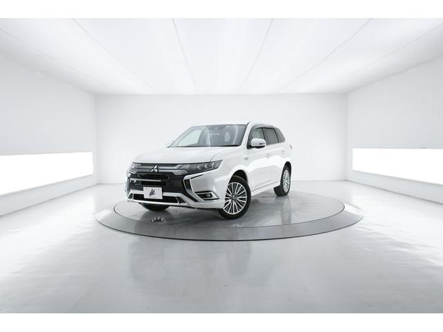 三菱 Gプラスパッケージ 4WD 衝突軽減ブレーキ 全周囲カメラ 半革