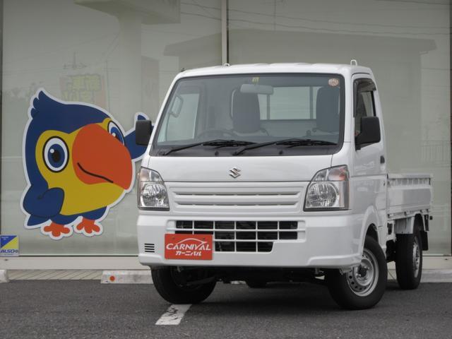 スズキ KCエアコン・パワステ 純正ラジオ 走行8,000キロ台