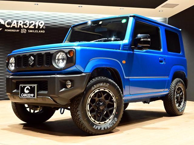 スズキ XC リフトアップカスタム等お任せ下さい新品オリジナル16インチアルミ・オフロードタイヤ/スズキセ-フティサポ-ト/衝突軽減ブレーキ/LEDヘッドライト/クル-ズコントロ-ル/シ-トヒ-タ-/スマートキー