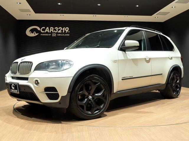 BMW X5 xDrive 35dブルーPセルフレベリングリヤサス xDrive 35dブルーPセルフレベリングリヤサス(5名)ユーザー買取・ブルーパフォーマンス・純正20インチAW・シートヒーター・ドライブレコーダー・HUD