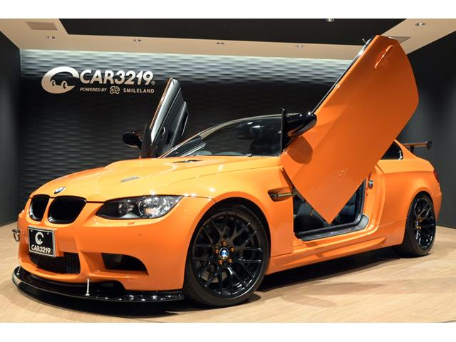 BMW M3 LSDガルウィング/3DデザインDMEチューニング/DIXISマフラー/アラゴスタ車高調/レカロシート/OS技研TCD/カーボンルーフ
