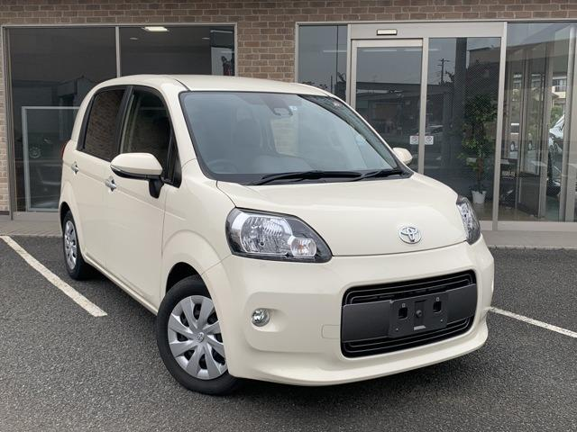 トヨタ X セーフティセンス付