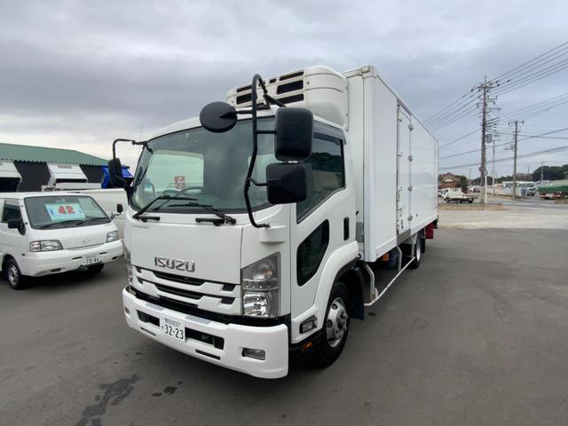 いすゞ  冷蔵冷凍車-30 ETC