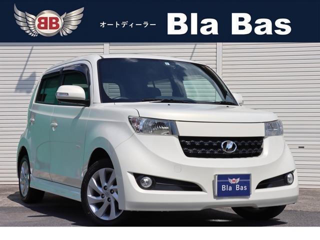 トヨタ bB S エアロパッケージ ナビ付/ドラレコ/ETC/キーレス/車検令和4年3月