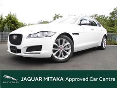 ジャガー XFピュア アダプティブクルーズコントロール 認定中古車保証2年