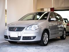 VW ポロ1.6 スポーツライン 純正OPHDDナビ 15AW ETC