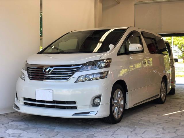 トヨタ 3.5V L ED 純正ナビ リアエンター ツインムーンR