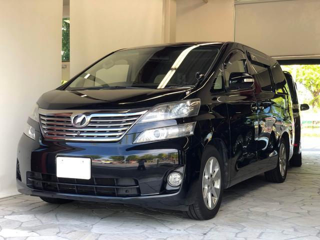 トヨタ 2.4V ツインムーンルーフ 純正ナビ リアエンター