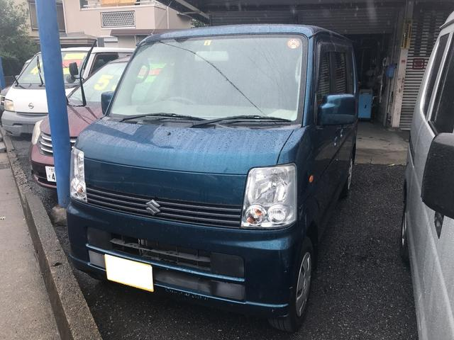 スズキ JP 軽自動車 インパネAT ワンオーナー エアコン