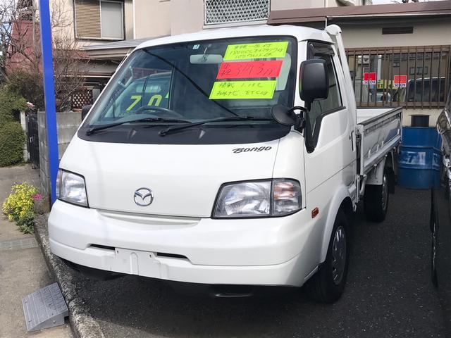 マツダ DX トラック AC AT ナビ オーディオ付