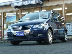 VW ゴルフトゥーランTSI ハイライン サンルーフ ナビ カメラ ETC