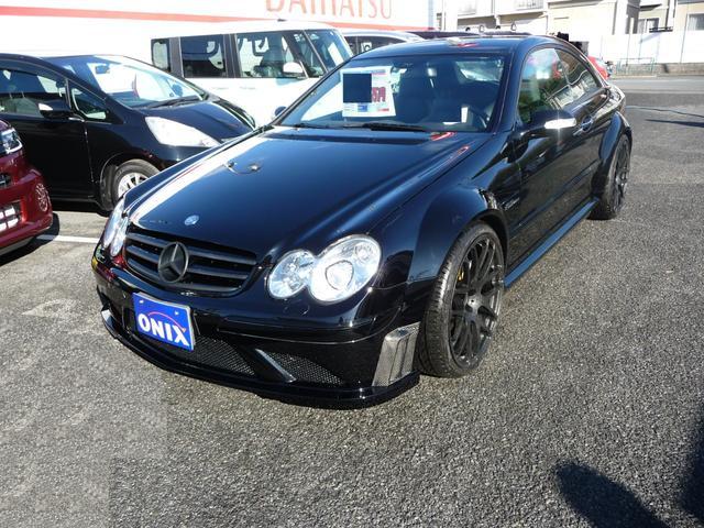 メルセデス・ベンツ CLK CLK63 AMG ブラックシリーズ...