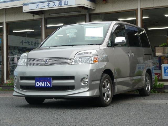 トヨタ Z 純正ナビ バックカメラ ETC 両側パワスラ 8人乗り