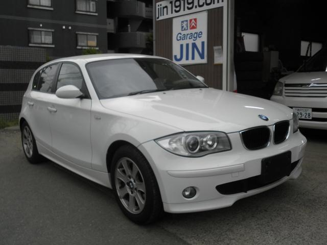 BMW 118i タイミングチェーン メモリーナビTV ETC