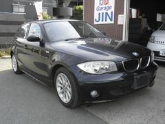 BMW116i タイミングチェーン メモリーナビTV 記録簿