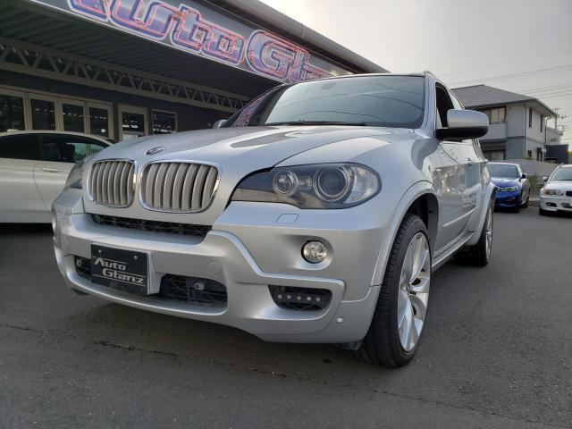 BMW 4.8i Mスポーツパッケージ 4WD 左H パノラマサンルーフ