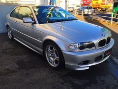 BMW318Ci Mスポーツパッケージ DVDナビ サンルーフ