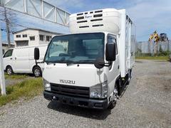 エルフトラック低温冷凍車−30℃2t10尺 オートマ車 スタンバイ付冷凍車