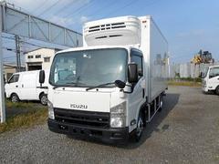 エルフトラックワイドロング低温冷凍車−30℃3t 断熱100mm 冷凍車