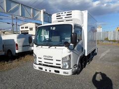 エルフトラック中温冷凍車−5℃2t10尺 パワーゲート付 冷蔵冷凍車