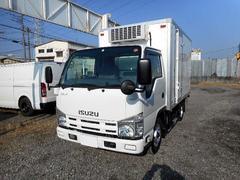 エルフトラック中温冷凍車−7℃1.5t10尺 スタンバイ装置付 オートマ車