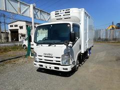 エルフトラック低温冷凍車−30℃1.85t10尺 スタンバイ付 冷蔵冷凍車