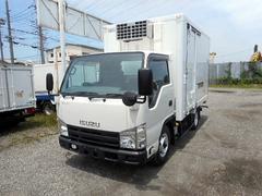 エルフトラック中温冷凍車−5℃2t10尺  ワンオーナー中温冷蔵冷凍車