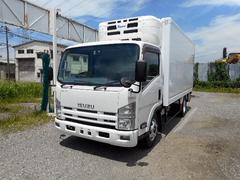 エルフトラックワイドロング中温冷凍車−5℃2.95t 中温冷蔵冷凍車