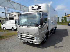 エルフトラック標準ロング中温冷凍車ー5℃2.95t オートマ車 冷蔵冷凍車