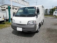 バネットトラック冷蔵冷凍車 冷凍車中温−5℃ 800kg積 オートマ車