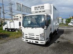 エルフトラック冷蔵冷凍車 冷凍車低温−30℃ ロング2t スタンバイ装置付
