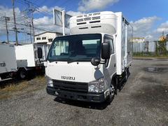 エルフトラック冷蔵冷凍車 冷凍車低温−30℃ スタンバイ付 2t10尺
