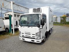 エルフトラック冷蔵冷凍車 冷凍車中温−5℃ スタンバイ装置付 2t10尺