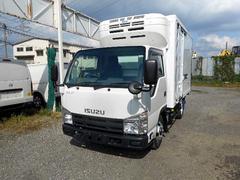 エルフトラック冷蔵冷凍車 冷凍車低温−30℃ スタンバイ付 2トン10尺