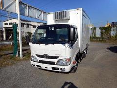 ダイナトラック冷蔵冷凍車 冷凍車低温−32℃ 両側サイドドア付 オートマ車