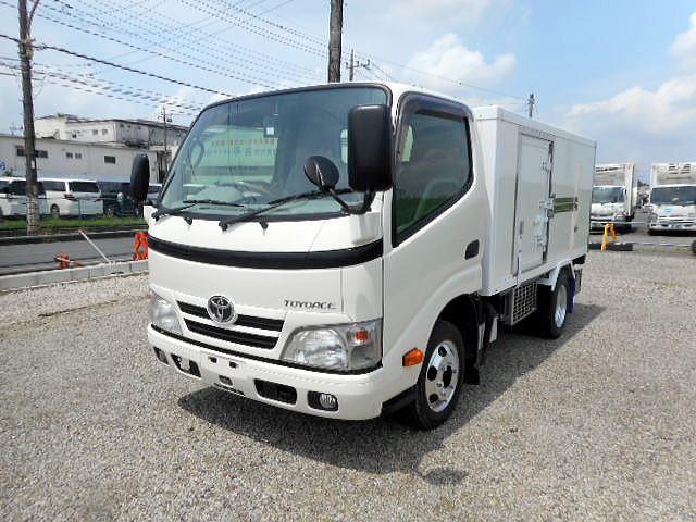 トヨタ トヨエース 冷凍車 冷蔵冷凍車 低温-22℃ 小型サイズ 冷凍車