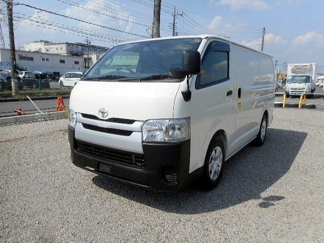 トヨタ 冷凍車 冷蔵冷凍車1.2t 低温ー22℃ オートマ冷蔵冷凍車
