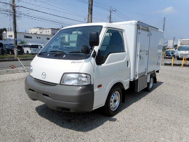 マツダ  冷凍車 冷蔵冷凍車 低温-22℃ オートマ冷蔵冷凍車