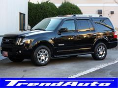 フォード エクスペディションリミテッド 4WD 新車並行車