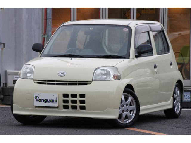 安心のGoo鑑定車! 最長3年間の有償保証対象車!5速マニュアル ローダウン フルエアロ CD ドバイザー 記録簿付
