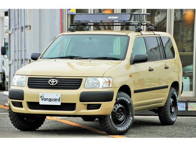 トヨタ TX Gパケ 4WD リフトUP 新品マッドタイヤ 色替車