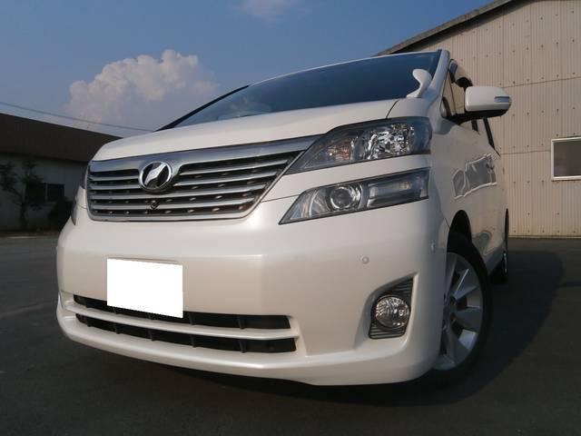 トヨタ 3.5V LエディションプレミアムSS本革サンルーフ