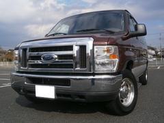 フォード E−150新車並行 スライドドア XLT PREMIUM