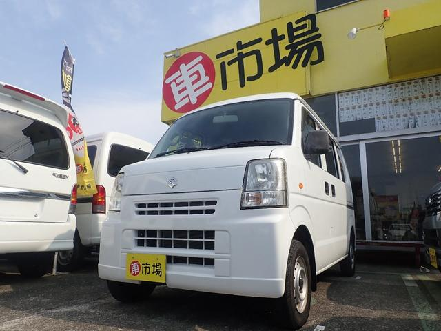 「スズキ」「エブリイ」「コンパクトカー」「東京都」の中古車