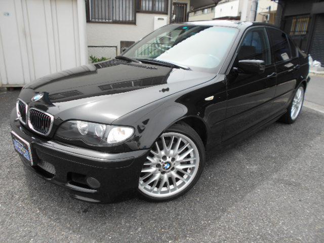 BMW 3シリーズ 330i Mスポーツ 5速マニュアル